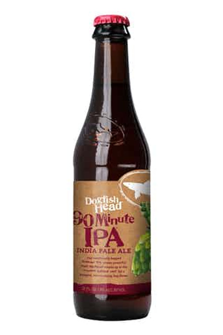 Dogfish Head 90Minutes IPA 6 PackB