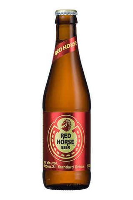 San Miguel Red Horse 6 Pack