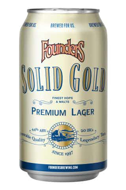 Founder Solid Gold 6 Pack