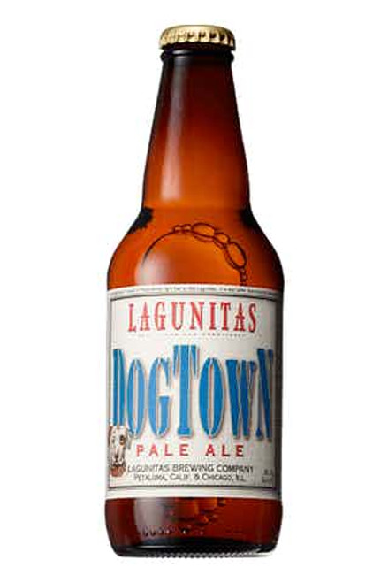 Laguinas Pale Ale Dog Town 6 Pack 12 oz