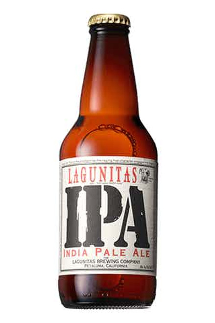 Lagunitas IPA 6 Pack 12  oz bottle