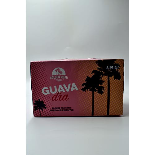 Golden Road Guava-Dia 6 Pack
