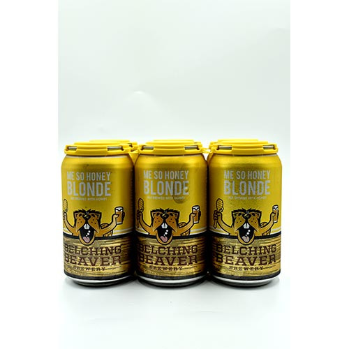Belching Bever Me So Honey 12 oz6 Pack Cans