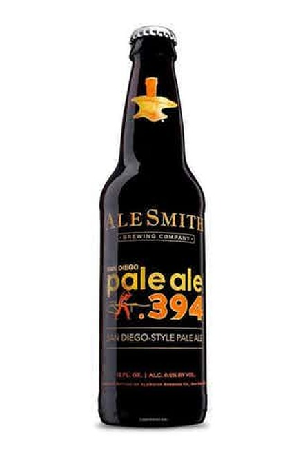 Alesmith Pale Ale 394 6 Pack 12 oz