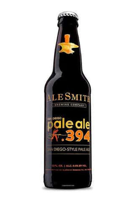 AleSmith Pale .394 6 Pack Cans