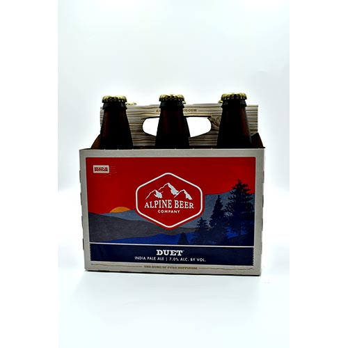 Alpine Beer Duet 6 Pack