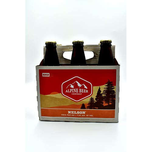 Alpine Nelson 6 Pack bottles
