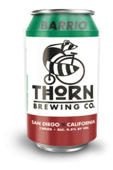 Thorn Barrio Lager 6 Pack Cans