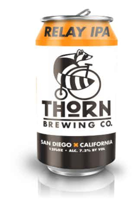 Thorn Relay IPA Series  6 Pack Cans