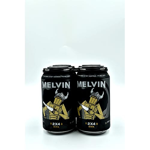 Melvin 2X4 4 Pack