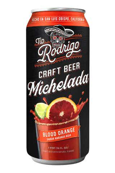 Rodrigo Michelada Blood Orange 4 Pack
