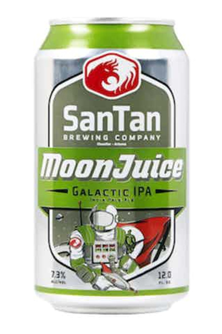 San Tan Moon Juice 6 Pack 12  oz Can
