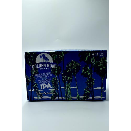 Golden road Point The Way IPA 6 Pack 12 oz