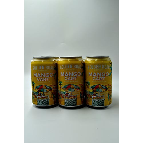 Golden Road mango Cart 6 Pack Cans