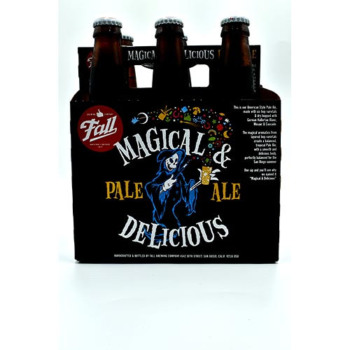 Fall Magicial IPA 6 Pack 12 oz