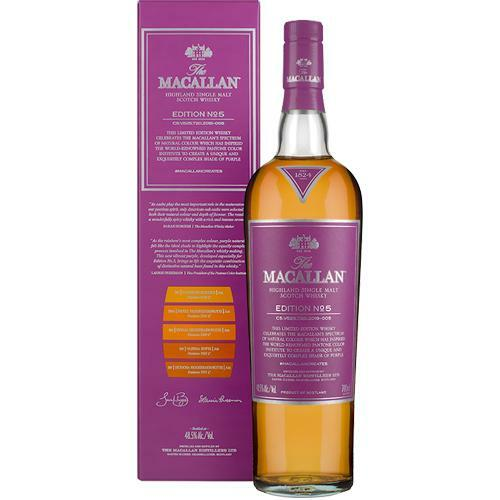 Macallan Edition 5 750ML