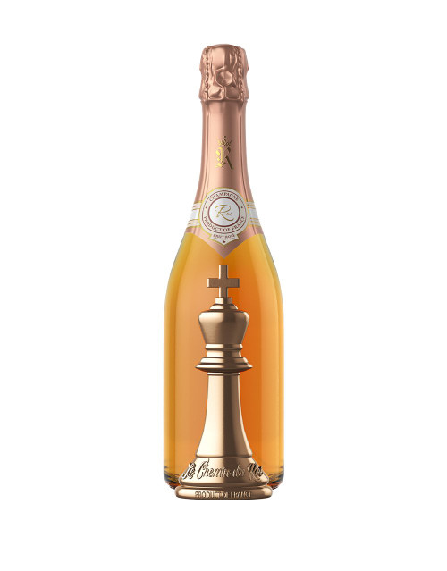 "LE CHEMIN DU ROI ""THE KING"" ROSE750ML"