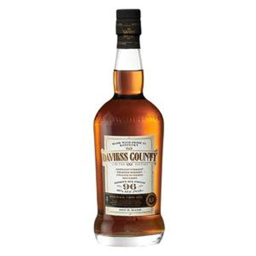 Daviess County French Oak Cask Finish Bourbon 750ML