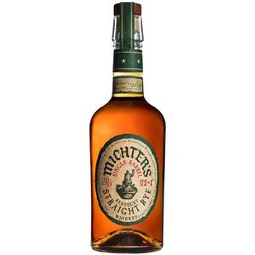 Michter's Kentucky Staright Rye 750ml