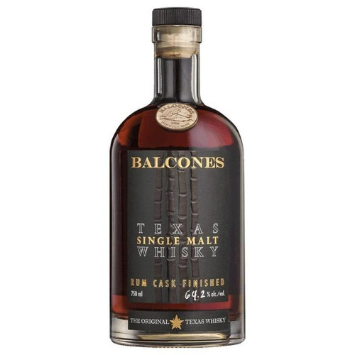 Balcones Texas Single Malt Rum Cask Finish