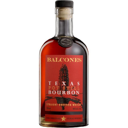 Balcones Texas Pot Still Bourbon 750ML