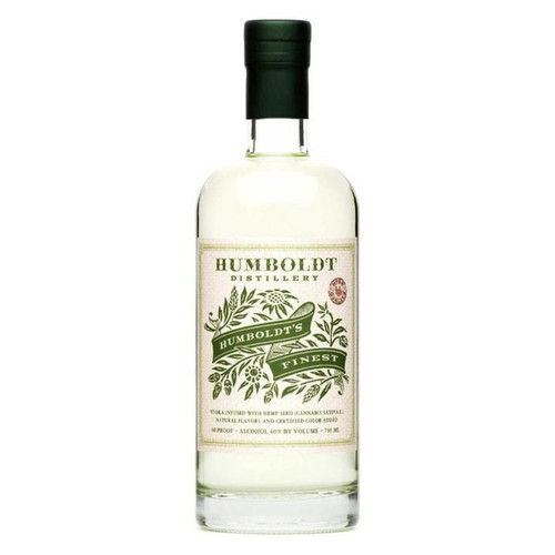 Humboldt Distillery Humboldts Finest Vodka 750ML