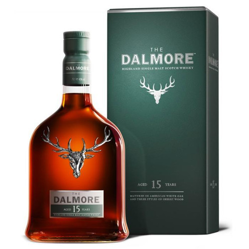 The Dalmore 15 Year Old 750ML