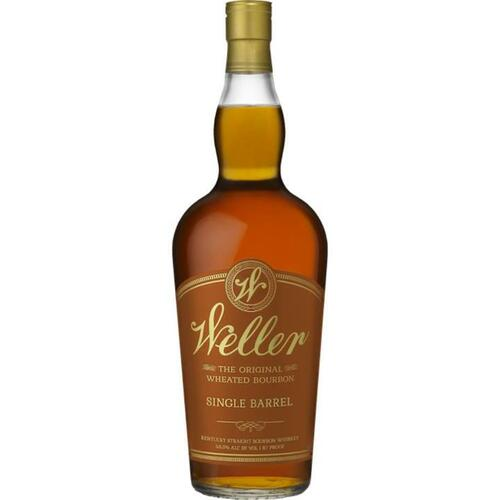 Weller Single Barrel 750ML