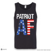 'PATRIOT AF' Sleeveless Unisex Tank Top