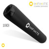 10 Inch Infinite Cleaning Container - Black Smooth