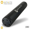 10 Inch Infinite Storage Container - Black Smooth