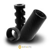 The Ultimate 1/2-28 RH (AR-15) Muzzle / Redirect Kit