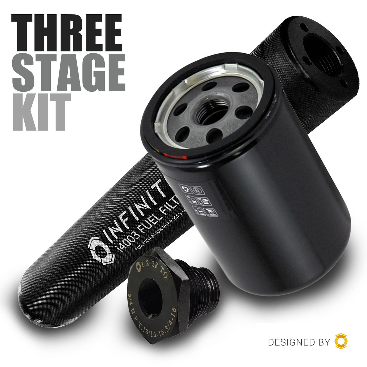 Ultimate Three Stage Kits