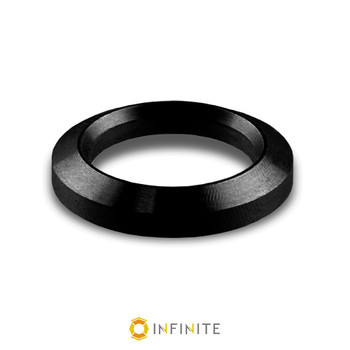 15mm Black Steel Crush Washer