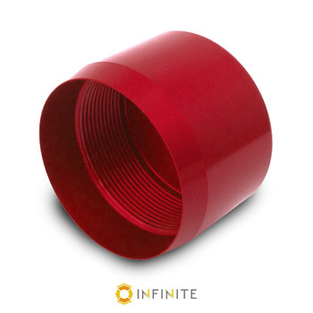D Cell Maglite End Cap - Red