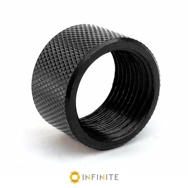 13/16-16 Knurled Thread Protector (Adapter Thread Length)