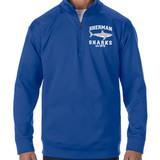 """SS 1872"" 1/4 Zip Tech Sweatshirt - adult sizes"