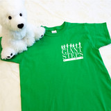 Giant Steps - Green Youth Short Sleeve Tee Shirt