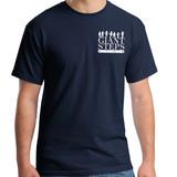 Giant Steps - Adult Short Sleeve Tee Shirt