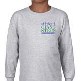 Giant Steps - Youth Long Sleeve Tee Shirt