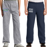 Giant Steps - Youth Open Bottom Sweatpants
