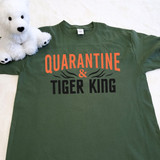 Joe Exotic, Tiger King - Quarantine & Tiger King | Shirt in Ladies and Adult Sizes