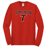 Tomlinson Thunderbird T - Long Sleeve Shirt in Youth and Adult sizes