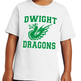 Dwight Dragons - Short Sleeve T-shirt in Youth and Adult sizes
