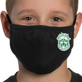 McKinley Youth Size Non-Medical Grade Face Mask | with Adjustable Earloops