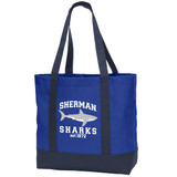 """Roger Sherman """"SS 1872"""" Canvas Boat Tote"""