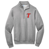 Thunderbird T - 1/4-Zip Tech Sweatshirt in Adult Sizes