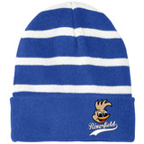 Riverfield Royal and White Stripes Beanie