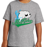 McKinley Dolphin Short Sleeve T-shirt in Youth and Adult sizes