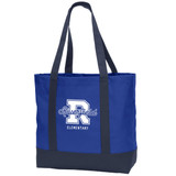 Riverfield Canvas Boat Tote